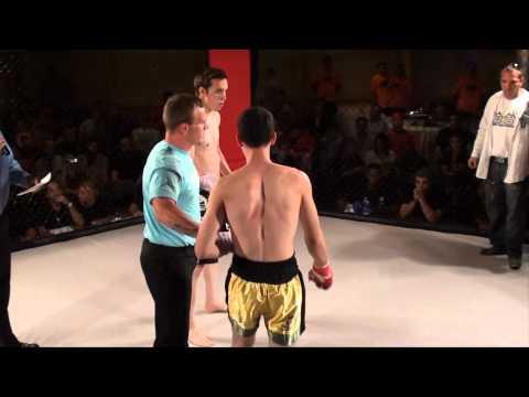 WXC 39 ~ Nitch Scrioter vs Taj Ali ~KO~ Warrior Xtreme Championships