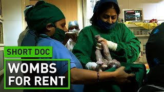 Wombs for Rent: Surrogate Mothers in India | Short Doc