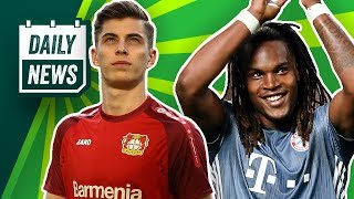 Europa League: Leverkusen und Eintracht Comeback! Real Madrid: Chaos um Stadion! Tuchel vs. PSG!