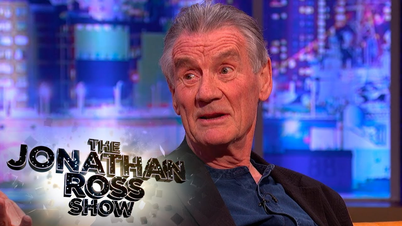 Download Michael Palin On Unfilmed Scenes From Life Of Brian | The Jonathan Ross Show