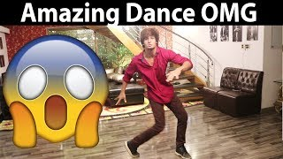 Best Pakistani Dancer? OMG | Shahmeer Abbas