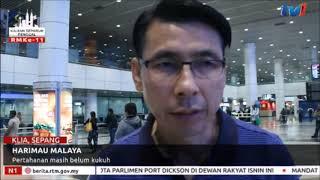 harimau malaya – pertahanan masih belum kukuh 14 okt 2018