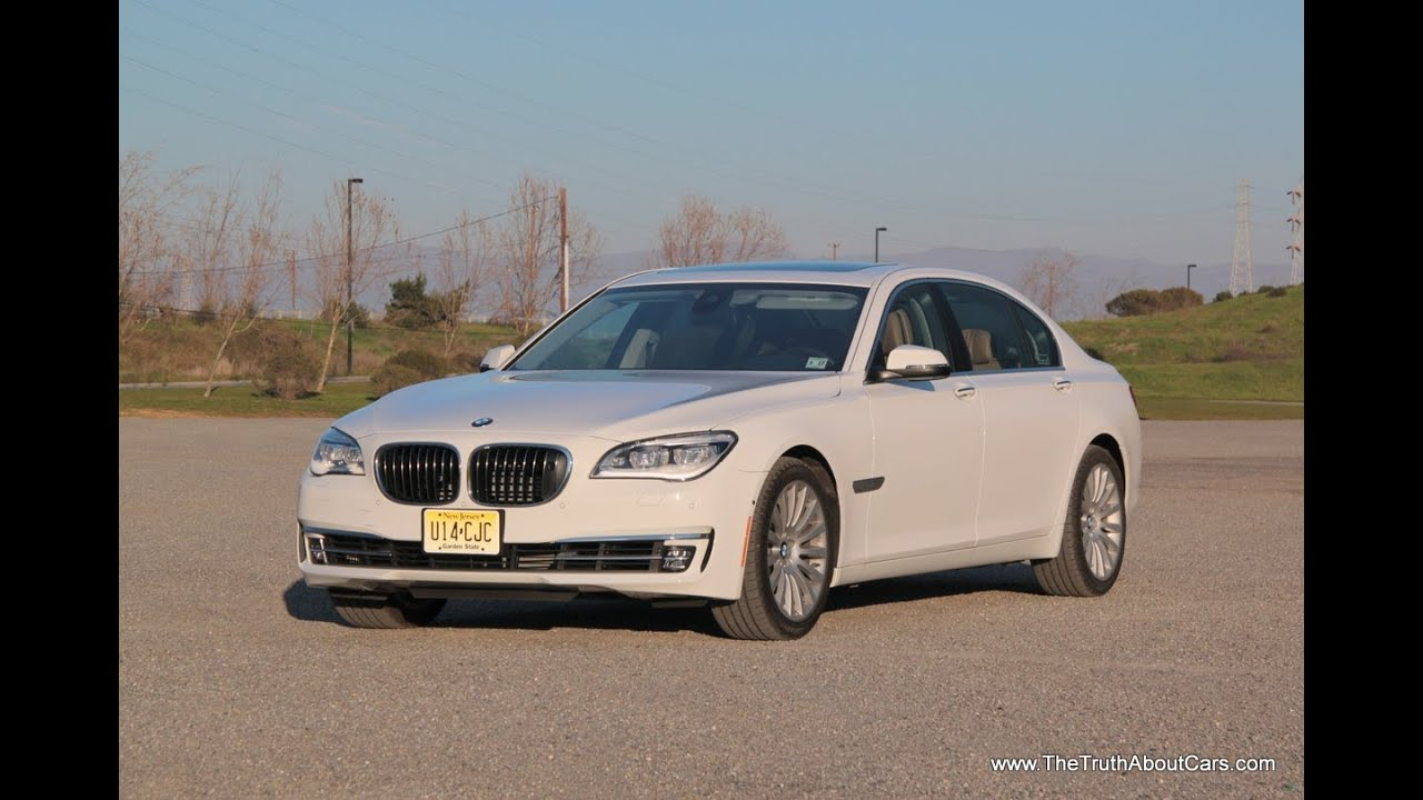 2013 BMW 7 Series 750Li Road Test And Drive Review