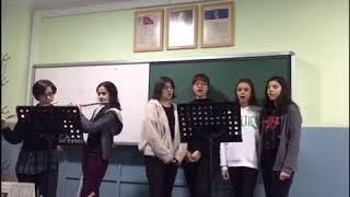 Download lagu World Peace Song Ahmet Erdem Anatolian High School Bursa, Turkey