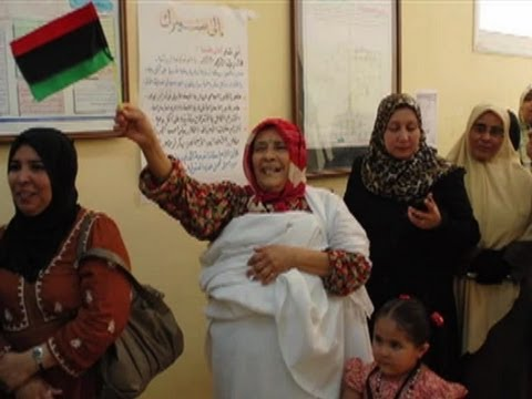 Human Rights Watch wants Libyan women's rights protected