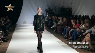 Показ    NIKOLE COLLECTION,  Odessa Fasion Week, Весна Лето 2017
