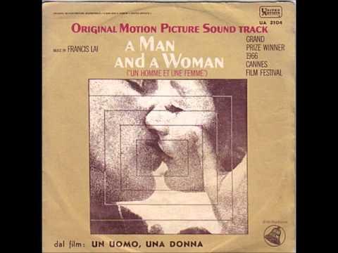 Francis Lai A Man And A Woman Un Homme Et Une Femme