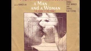 Francis Lai - A Man and A Woman - Un Homme et Une Femme