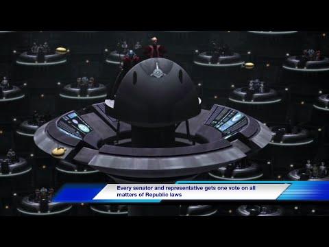 Star Wars Mythology #3 - The Galactic Republic Part 1