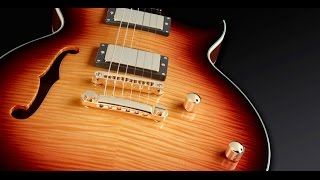 Hard Rock Ballad Backing Track in Am
