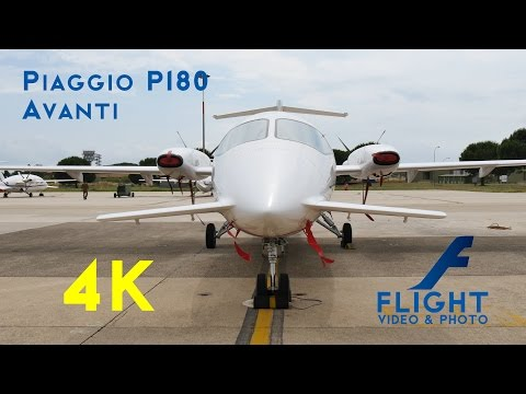 Piaggio P180 Avanti of Italian Air Force