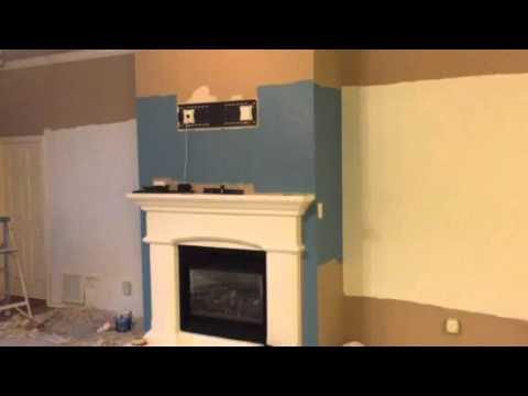 Blue Cruise paint color SW 7606 by Sherwin-Williams - YouTube