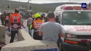 استشهاد شاب برصاص الاحتلال قرب قرية حارس في محافظة سلفيت - (15-10-2018)
