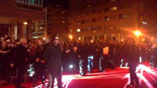 The Tourist premiere en Madrid. johnny depp y yo...jack sparrow en persona!!!!!!!!!!!