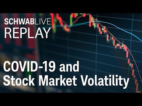 Webcast Replay: Liz Ann Sonders on COVID-19 and Stock Market Volatility