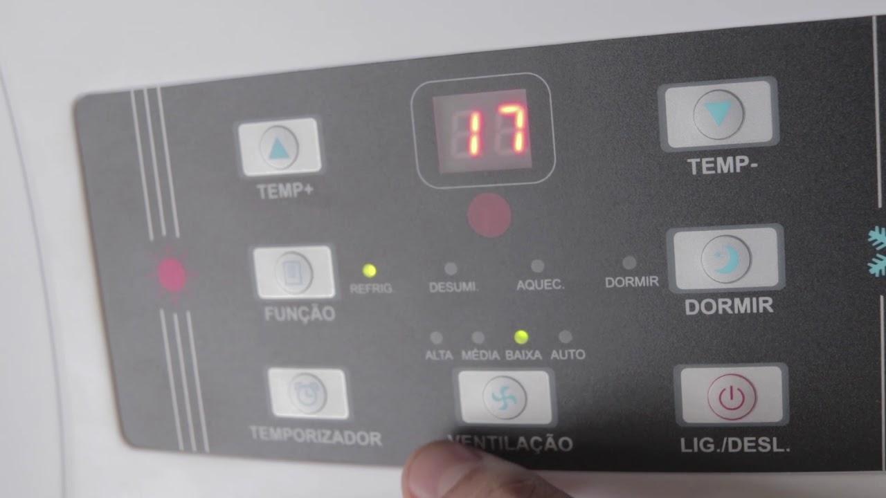 Elgin Mobile 9000 Btu Ar Condicionado Portatil Vale A Pena