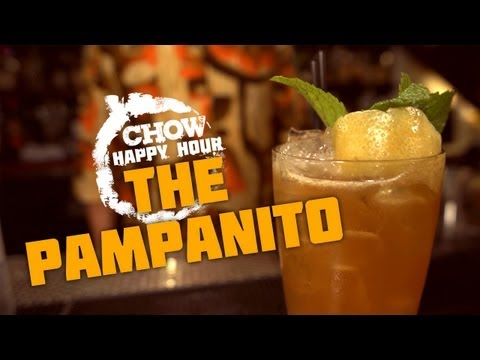 A Refreshing Jamaican Rum Cocktail - CHOW Happy Hour