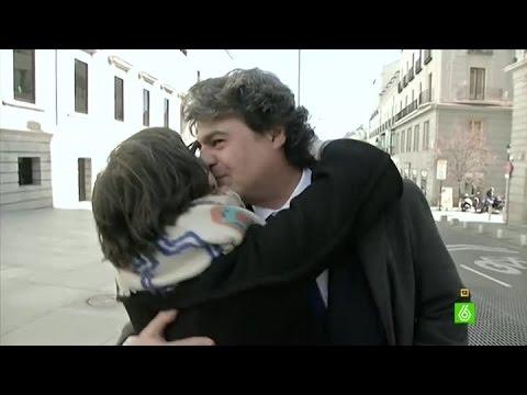 El 'reencuentro amoroso' entre Jorge Moragas y Thais Villas: 'Yo algún día seré tuyo'