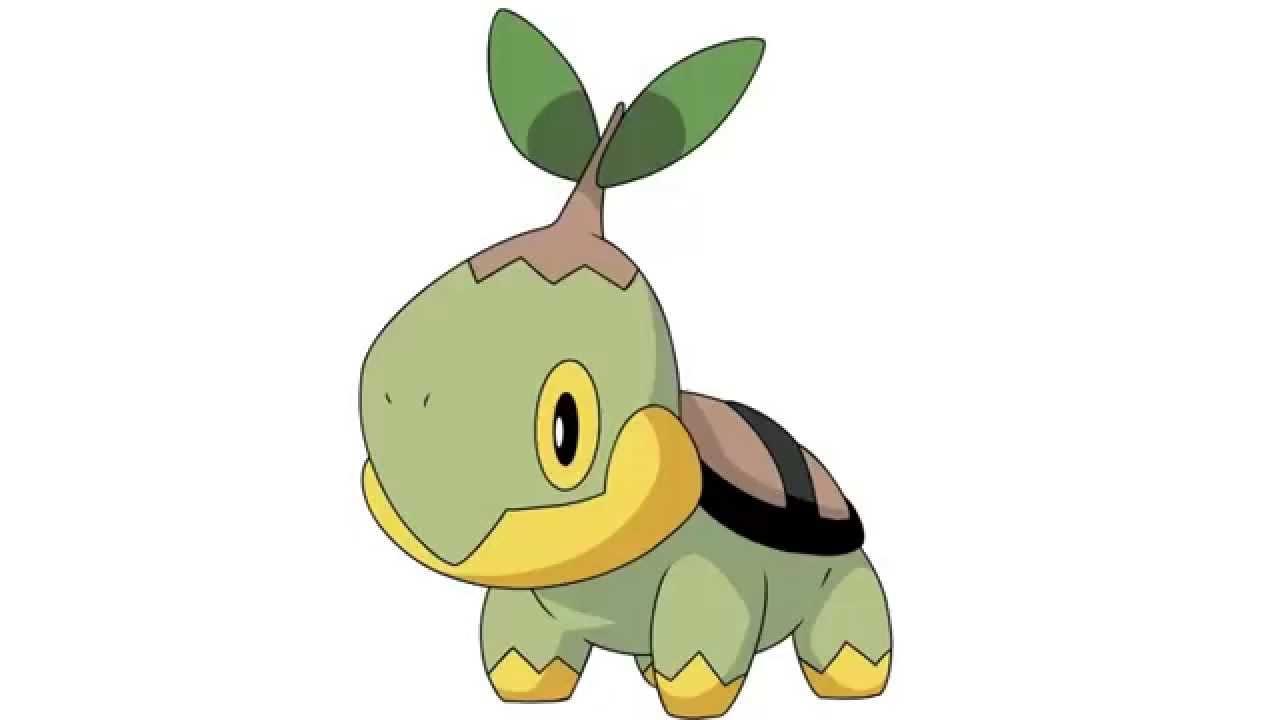 Pokemon Cries Turtwig Grotle Torterra Youtube