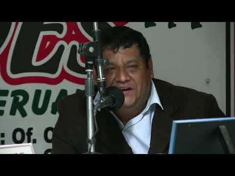 Dantesco Esposo en radio Los Andes