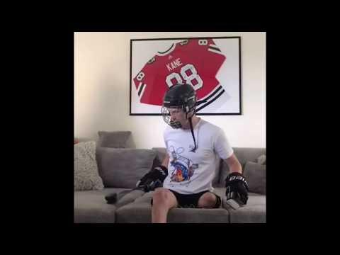 Online dětský den: Para hokejisté Lucce vychytali ruku