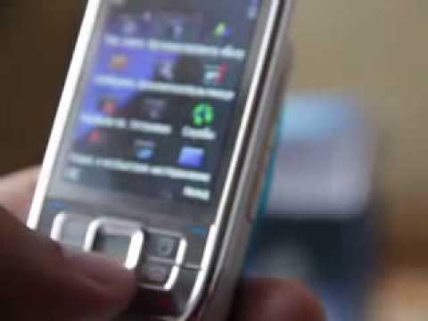 NOKIA E66 супер телефон из прошлого super phone from the past