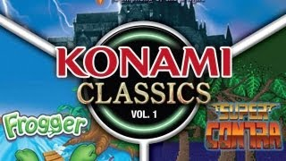 CGR Undertow - KONAMI CLASSICS VOL. 1 review for Xbox 360