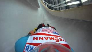 Luge Sochi POV
