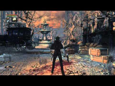 Bloodborne Expert Walkthrough #2: Central Yharnam!