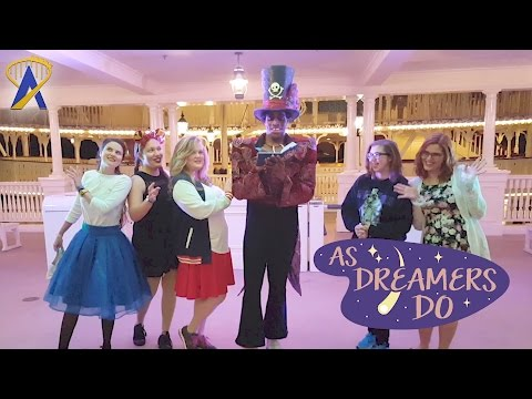As Dreamers Do - 'Serenading the Shadow Man | Moonlight Magic DVC Event' - March 15, 2017