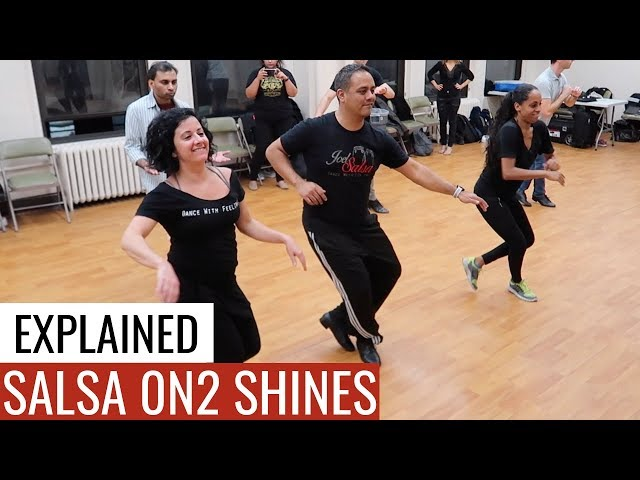 Salsa Shines Series: Advanced Variations | Episode 5