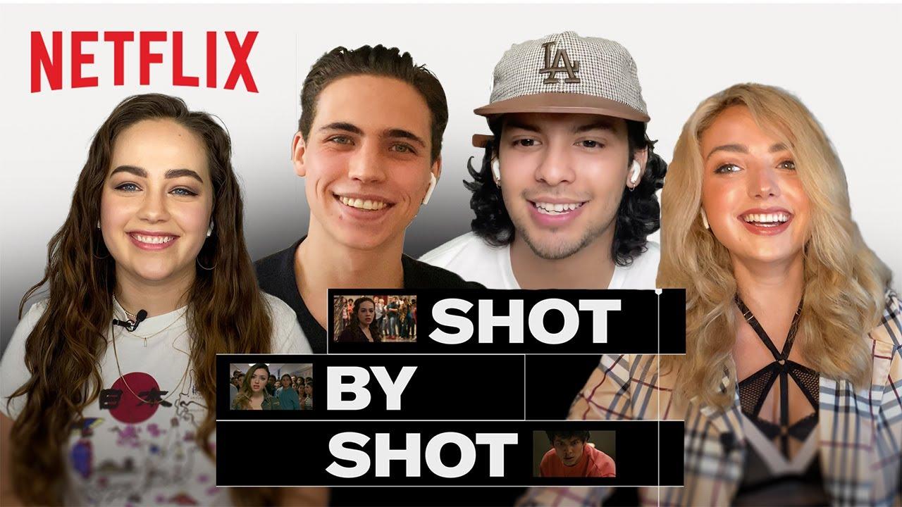 Download Cobra Kai School Fight Scene | SHOT BY SHOT | Netflix