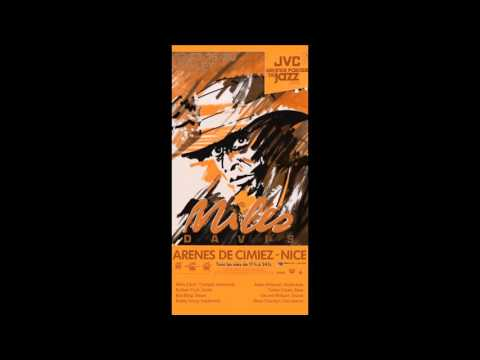 Miles Davis- July 15, 1986 Jardin des Arenes de Cimiez, Nice