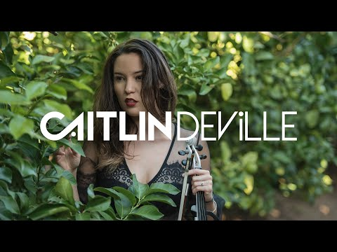 The Middle (Zedd, Maren Morris, Grey) - Electric Violin Cover | Caitlin De Ville