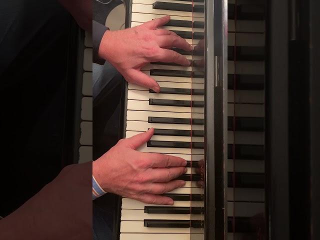 Moonlight Sonata 1st 8 measures under tempo