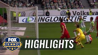 VfL Wolfsburg vs. FC Koln | Bundesliga Highlights | FOX SOCCER