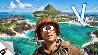 Battlefield V - Epic Fails & Funny Moments #22 (Pacific Madness)