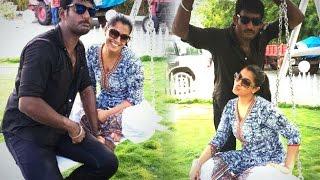 Vishal Confirms his Love with Varalakshmi?!...