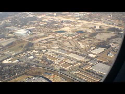 Day 1,Part 3,Arriving in DFW from MCI