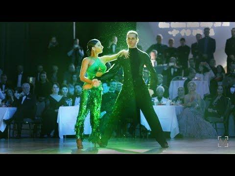 Troels Bager - Ina Jeliazkova  Disney 2018 - Professional Latin American Showdance - Samba