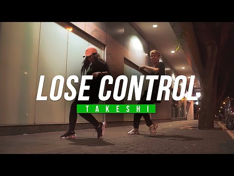 LOSE CONTROL - Meduza, Becky Hill, Goodboys | Coreografia Apenas Dance