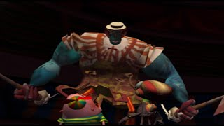 Psychonauts Walkthrough (PC) - Ending - The Meat Circus [1080p60fps]