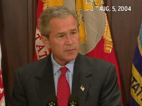 8 Years Of Bushisms