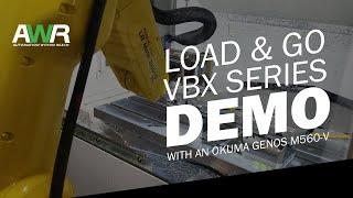 Load & Go VBX-160 Automation Demo