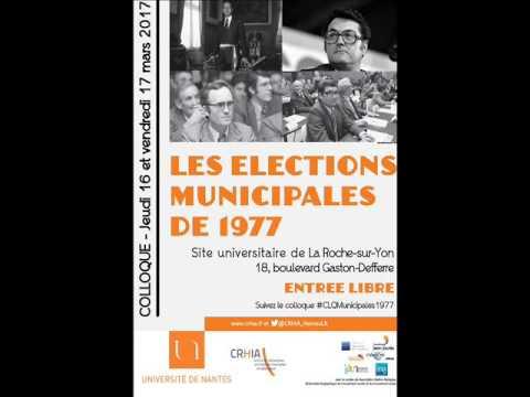 Les gaullistes et les élections municipales de 1977 : la France n'est pas Paris...