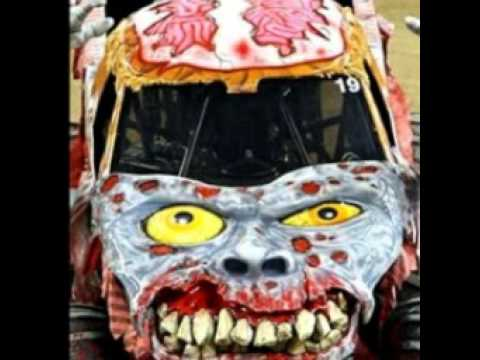 Zombie Monster Truck Theme Song