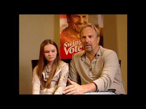 Kevin Costner on remaining apolitical in 'Swing Vote'