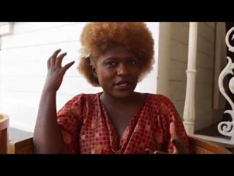 Zambia's Best Blogger & Actress Nancy Handabile's Natural Hair Journey