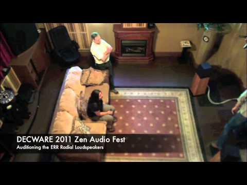 DECWARE 2011 Zen Audio Fest model ERR demo