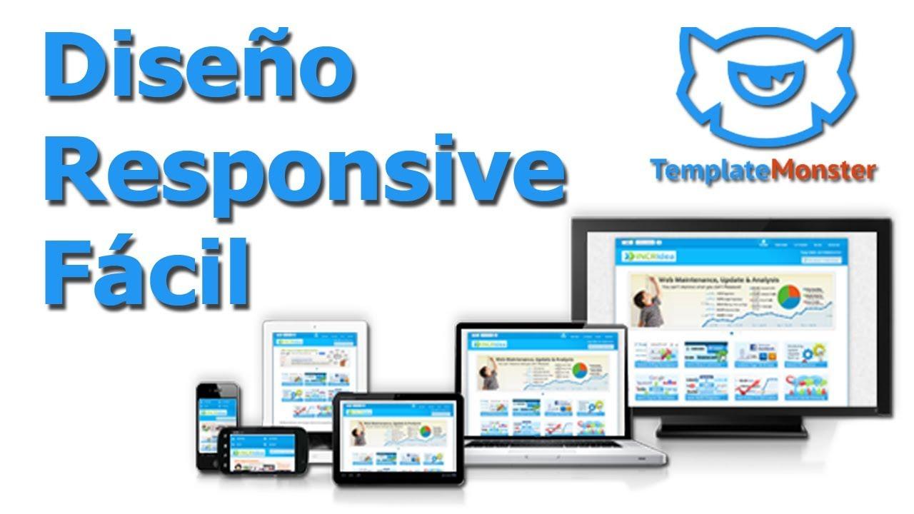 Las mejores plantillas para la web | TemplateMonster MVC - YouTube